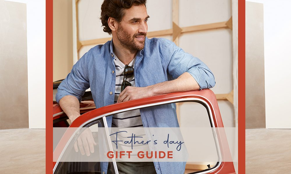polo shirt, t-shirt, gift, Father's Day, dad, shirt, pants, jacket, accessories, underwear, shorts, gift guide