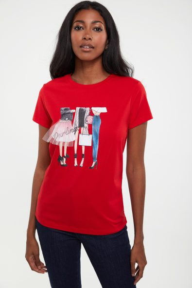 Darling ladies t-shirt