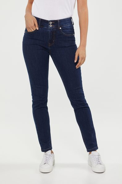 Push up slim fit jean