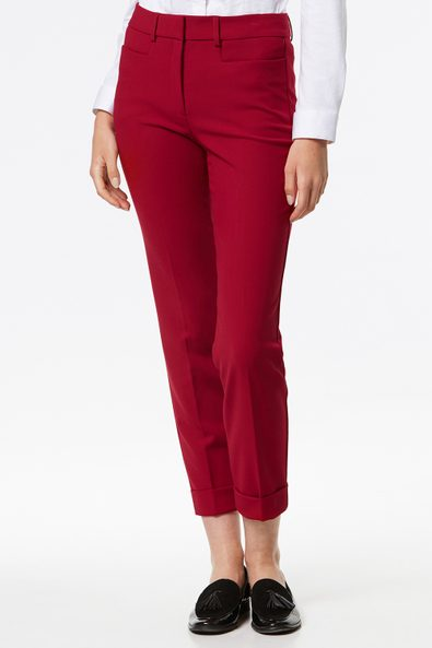 Urban fit crop pant with cuff