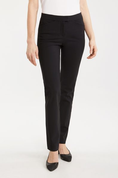 Stretch slim fit pant