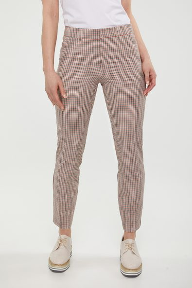 Plaid Urban Fit crop pant