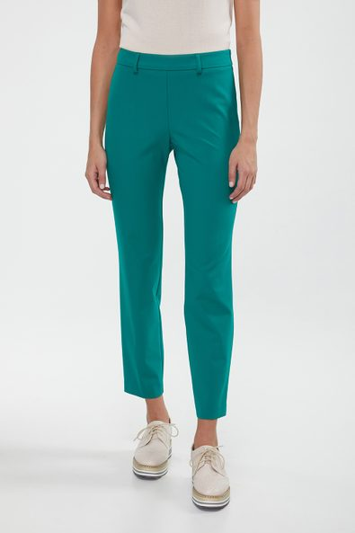 Urban fit crop pant with side zip