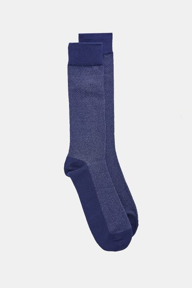 Two-tone socks