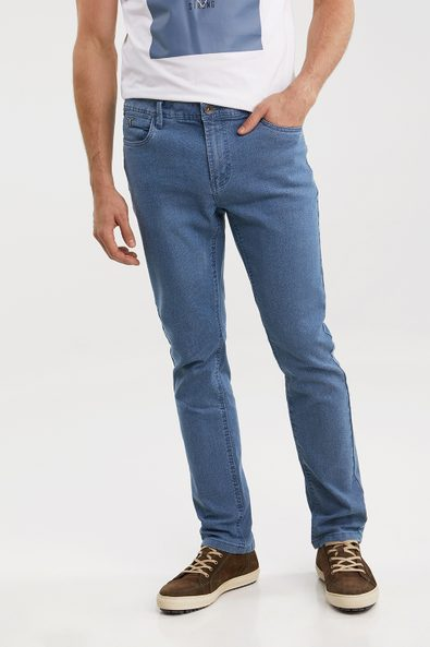 Five pocket Stretch Slim fit jeans