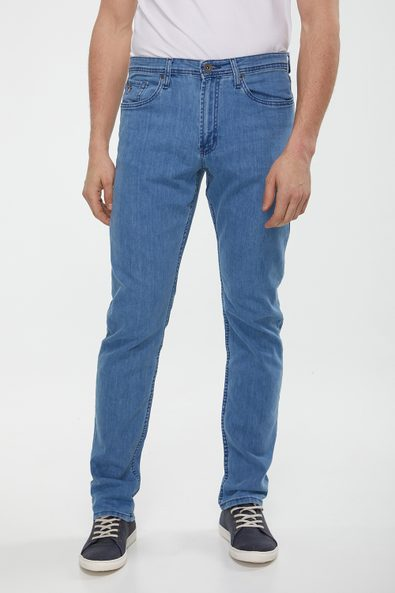 Five pocket Slim Fit jean