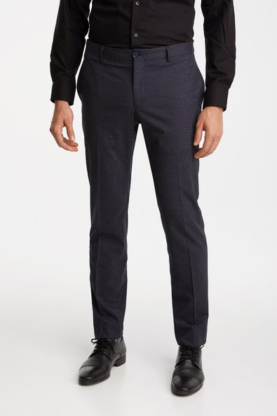 Two tone Skinny fit pant