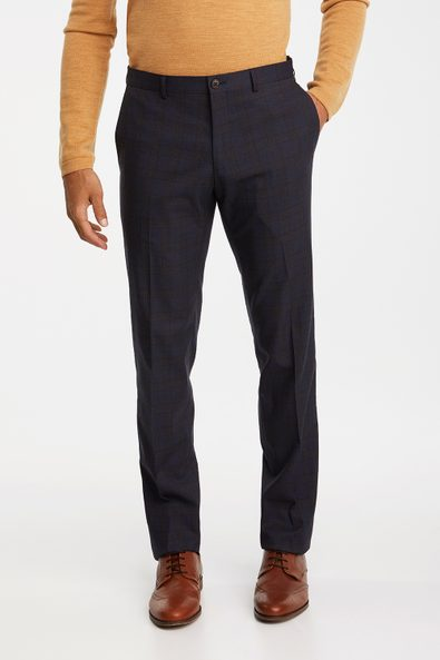 Checkered Slim fit pant