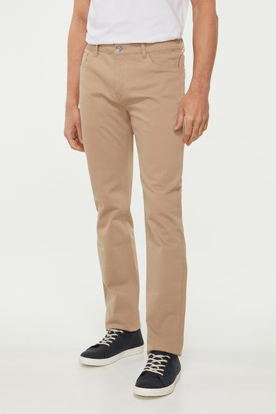5 pocket Slim Fit pant